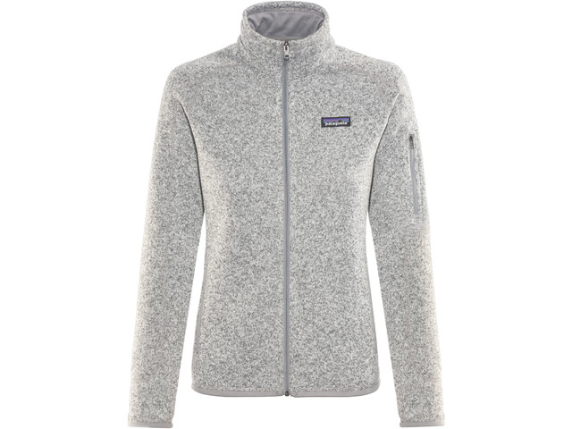 Patagonia Better Sweater Jacket Women Birch White
